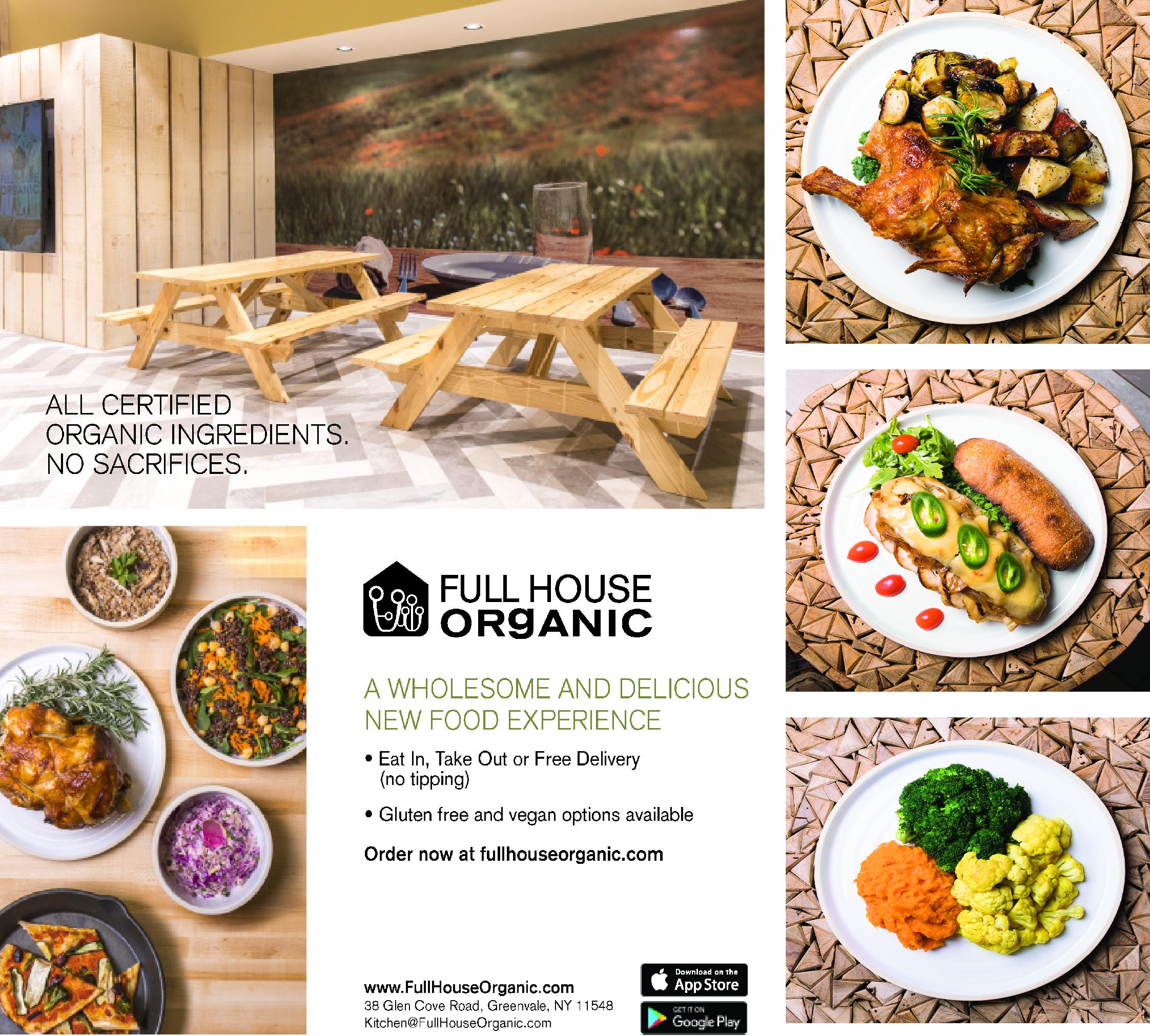 Client Spotlight: Full House Organic   Greenvale, NY